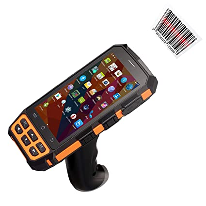 Amazon com : OBT-0071 Android 7 0 Android Barcode Scanner with