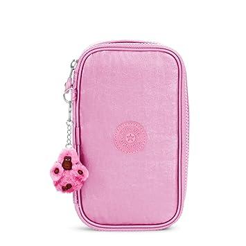 98f7bcee4 Estojo Kipling 50 Pens Pink Metallic: Amazon.com.br: Papelaria e ...