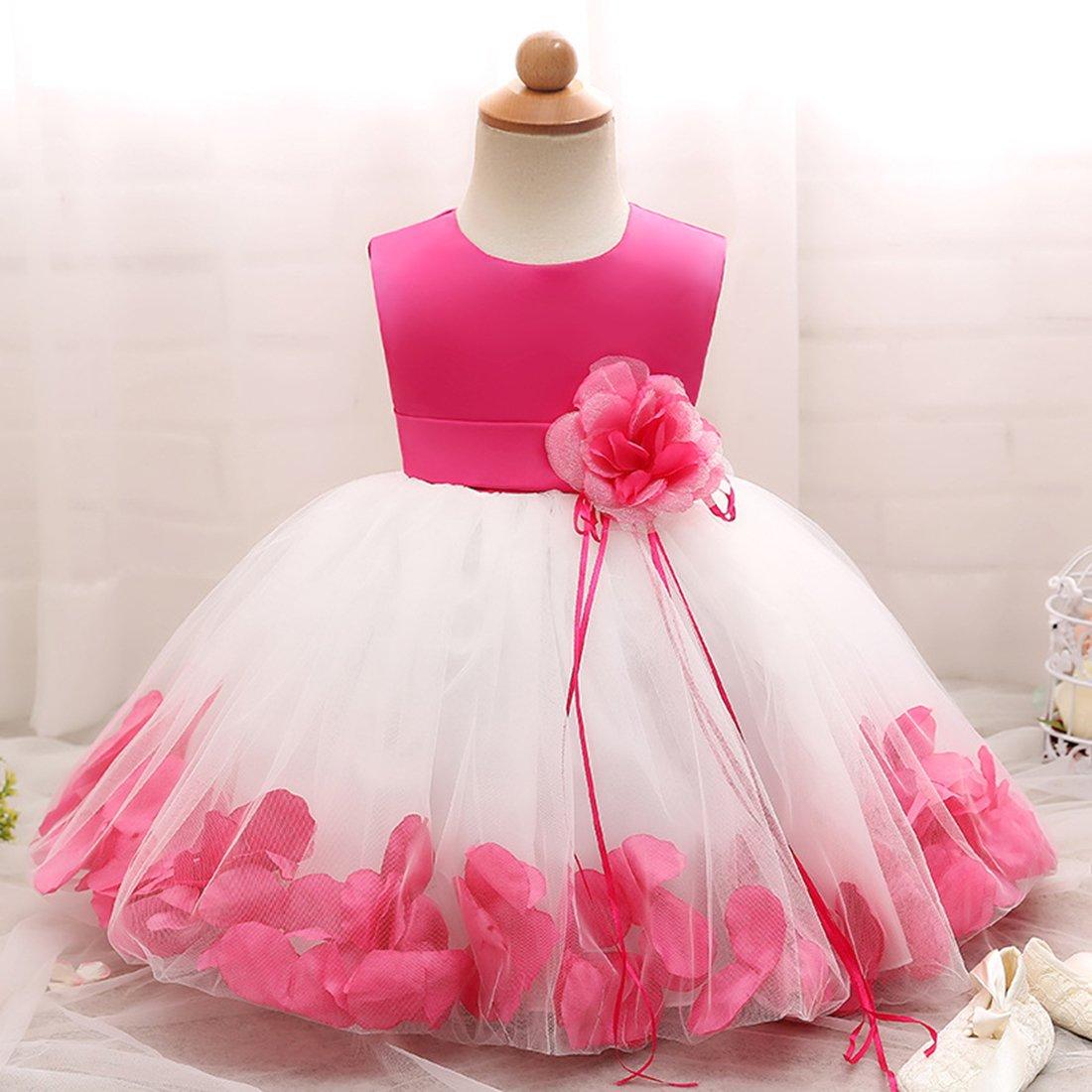 ADHS - Vestido Vestido de princesa para recién para nacido, - diseño ...