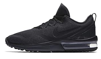 Nike Air Max Fury Laufschuhe Running Sneaker Schuhe Herren Schwarz AA5739 002