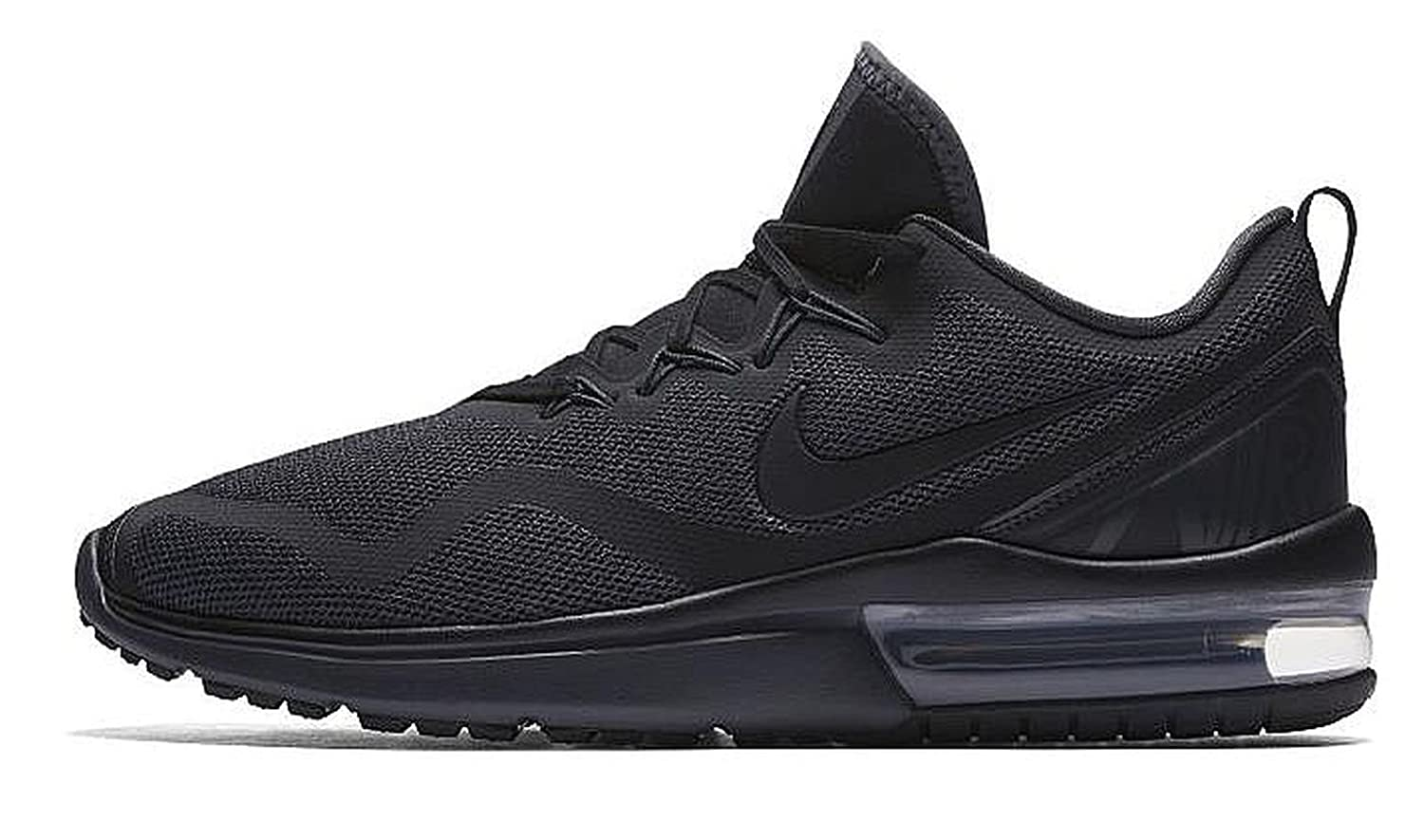 7a5747d57a Nike Air Max Fury Running Shoes Men's Black Sneakers (11 D(M) US,  Black/Anthracite/Black 002): Buy Online at Low Prices in India - Amazon.in