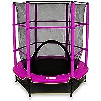We R Sports Trampoline avec filet de sécurité Enfant