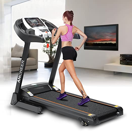 Ancheer Cinta de Correr Bluetooth App Control S8100, Fitness ...