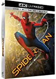 SPIDER-MAN : HOMECOMING - UHD + BD 3D + BD (UV) [Blu-ray]