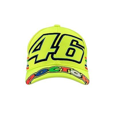 Valentino Rossi VR46 Kids 46 Stripe Cap 2018