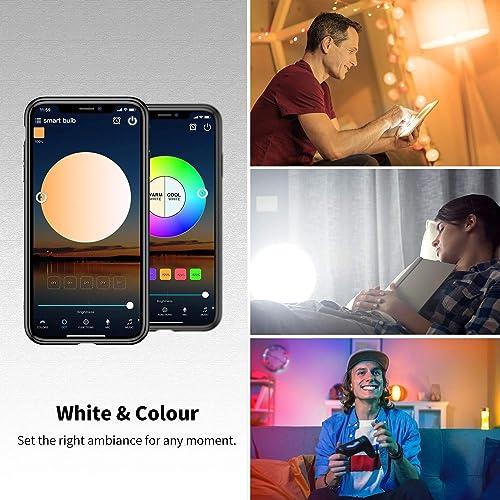 Bluetooth Smart Light Bulb