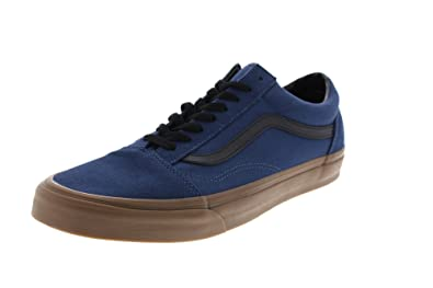 ddb7e8248f Vans Shoes - Sneaker Old Skool - Gum Outsole Dark Denim