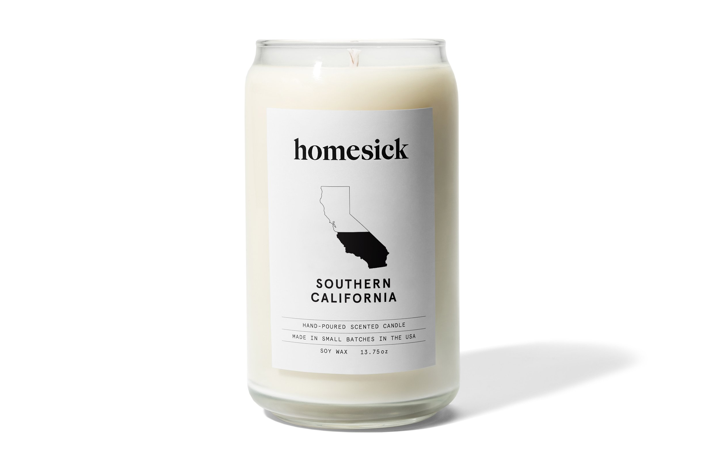 Homesick Scented Candle, Southern California by Homesick