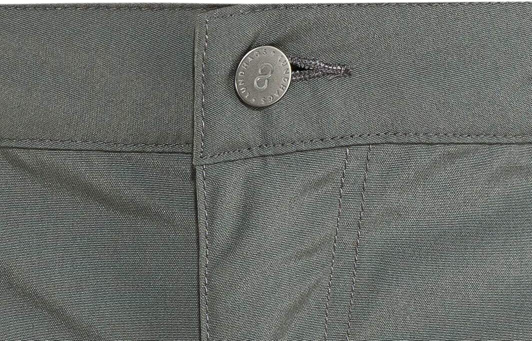 Lundhags Authentic II Pants Men granite//charcoal 2020 sport pants