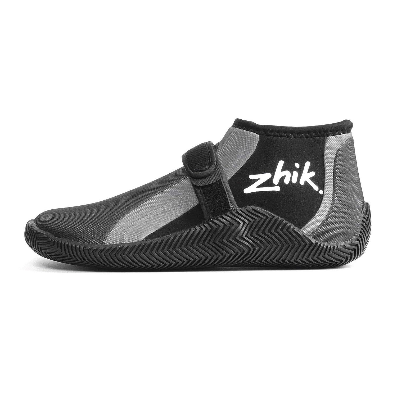 Zhik 2018 Ankle Cut Stiefel grau schwarz Stiefel160