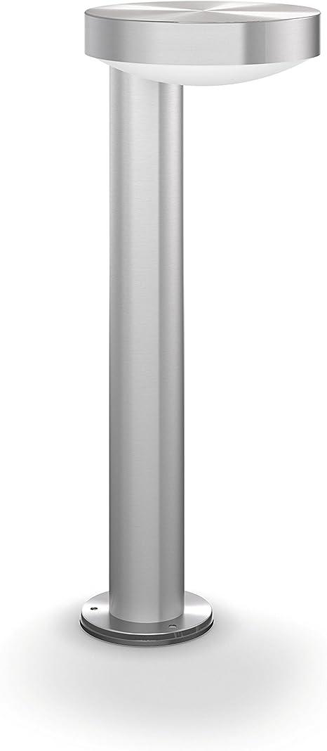 LED Außenlampe Sockelleuchte Philips Cockatoo 1649247P0 Edelstahl Wegeleuchte
