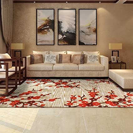 Amazon.com: @Carpet Rectangular Carpet, Modern Minimalist ...