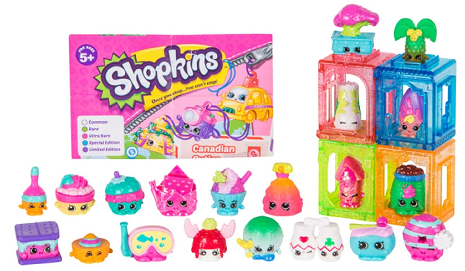 Shopkins Season 8 America Mega...