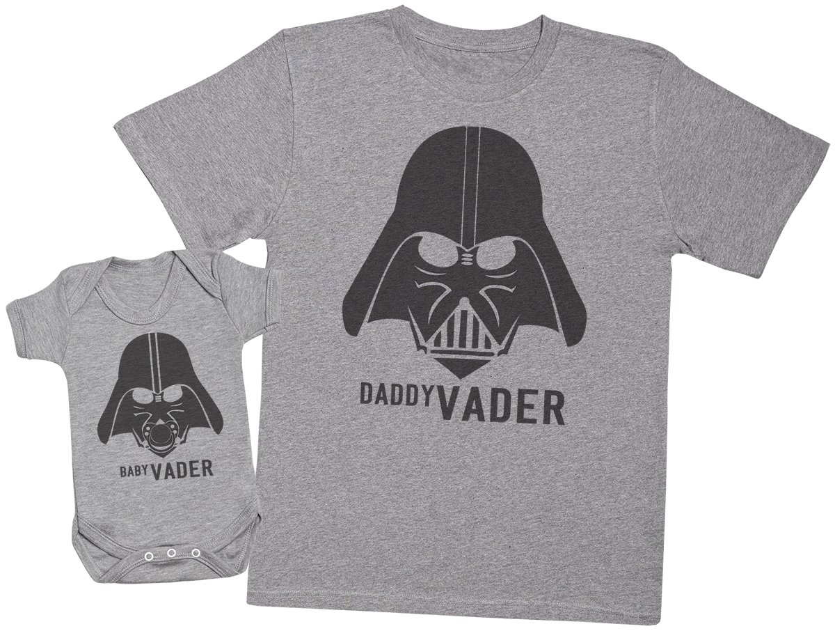 Clothes, Shoes & Accessories Brave I Am Your Father And I Am Your Son T-shirt And Baby Grow Bodysuit Set Comfortable Feel
