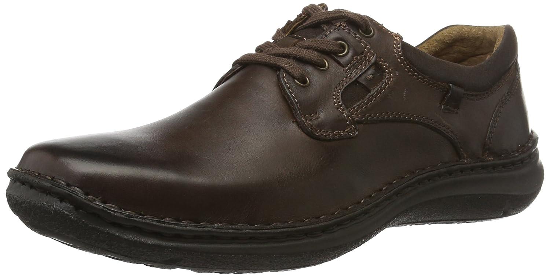 Josef Seibel Anvers 36, Zapatos de Cordones Derby para Hombre