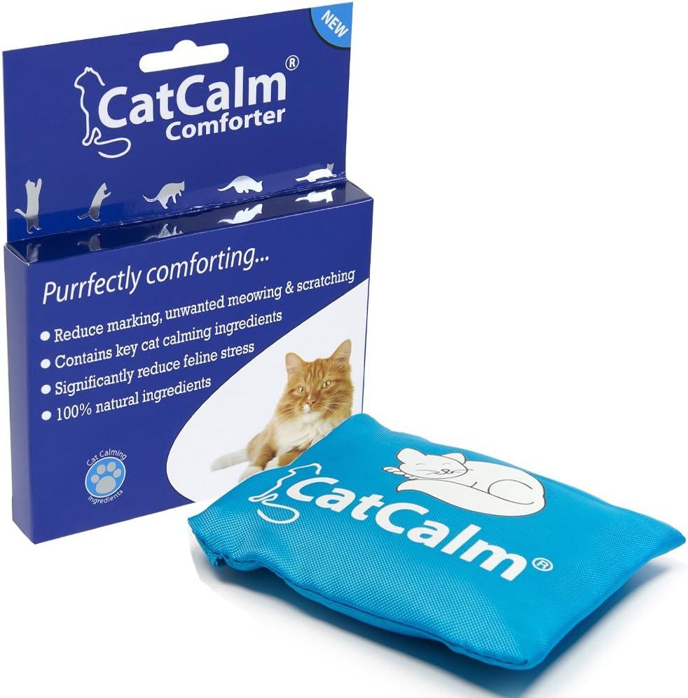 cojín calmante para calmar estrés en gatos