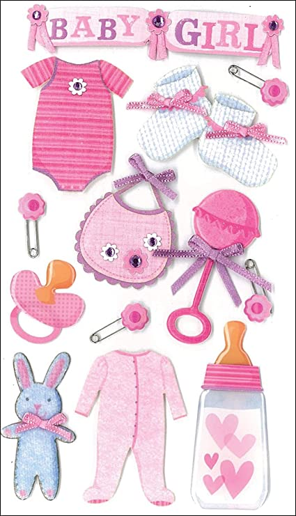JOLEE/'S BOUTIQUE Lollies CANDY WRAPPERS DIMENSIONAL STICKER