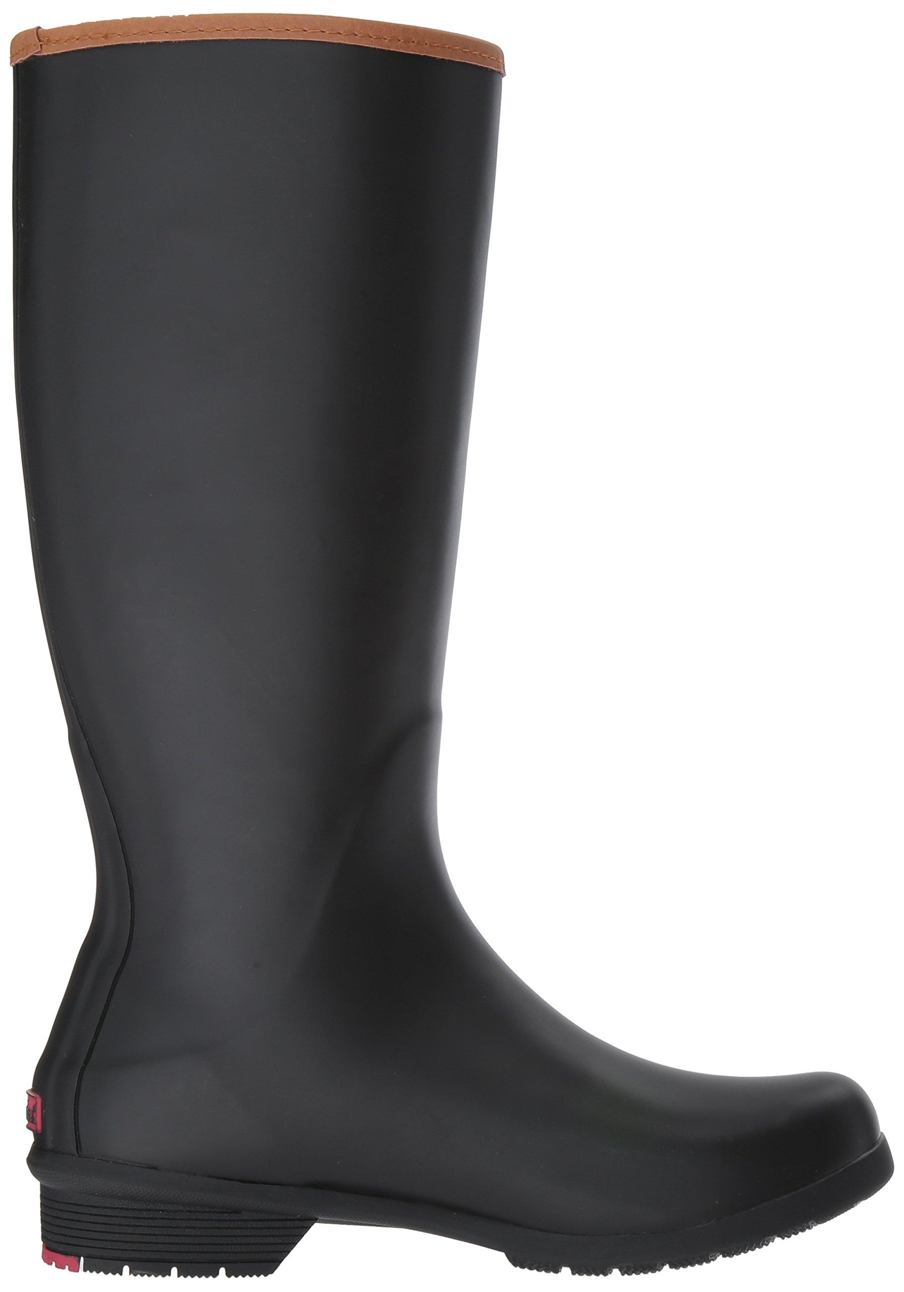 Chooka Women's Tall Memory Foam Rain Boot, Black, 7 M US by Chooka (Image #9)