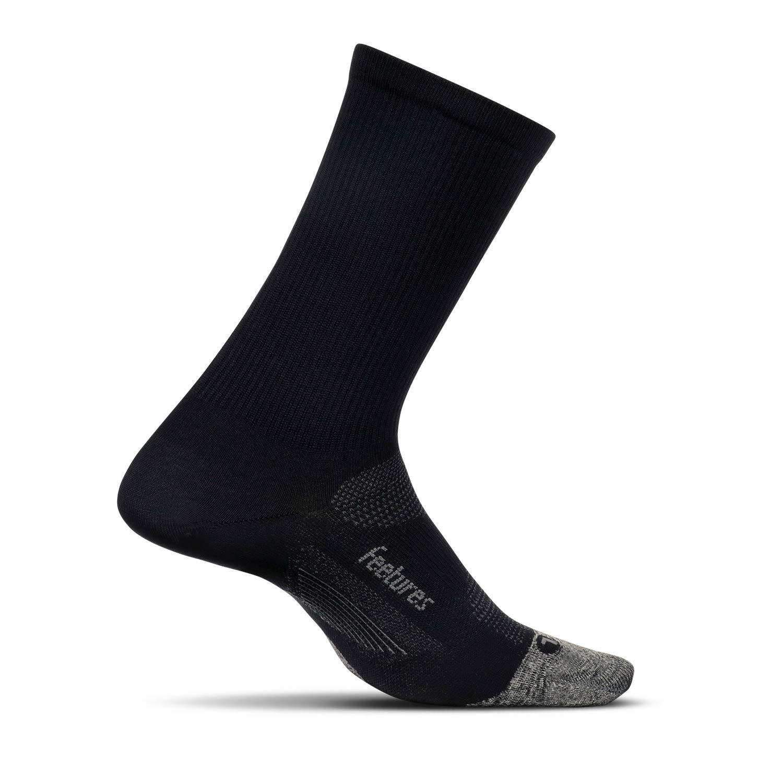 春先取りの Feetures ブラック SOCKSHOSIERY メンズ X-Large B07H3B6Z33 メンズ ブラック X-Large, ペットフードのラブリー 関東店:9a38eaa2 --- svecha37.ru