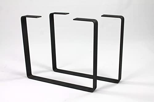 Powdercoated Steel Coffee Table Legs-Choose Your Height and Width