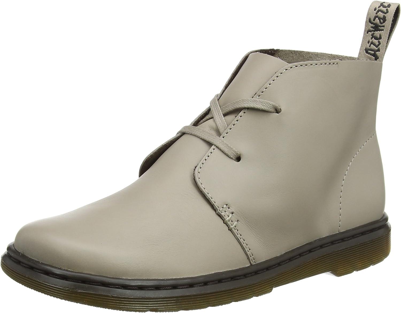 Cynthia Chukka Boots, Brown (Taupe