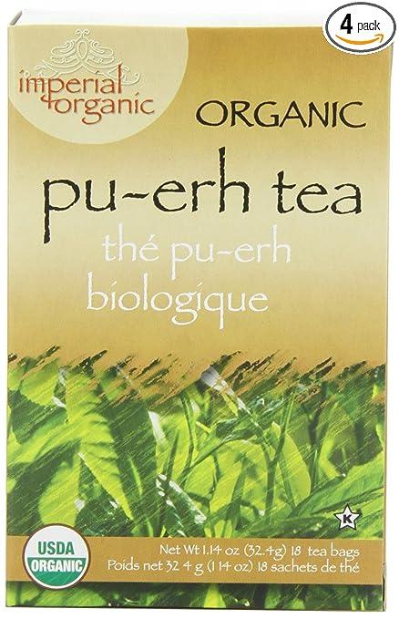 Imperial Organic Tea Pu-Erh