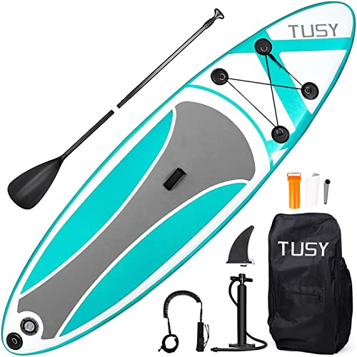 Inflatable Inflatable Paddle Board (iSUP, Standing Boat) [TUSY] Picture
