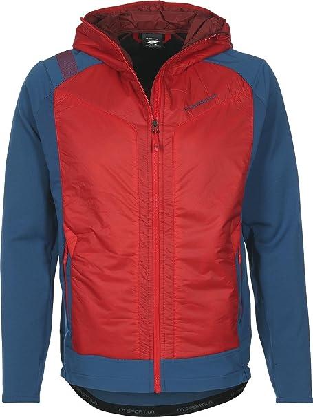 La Sportiva Primus 2.0 - Sudadera con capucha - Rojo - M ...