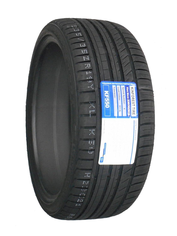 キンフォレスト(KINFOREST) サマータイヤ KF550 235/35R19 91Y B00OYU7LTU