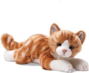 """GUND Ginger Cat Small 11"""" Plush"""