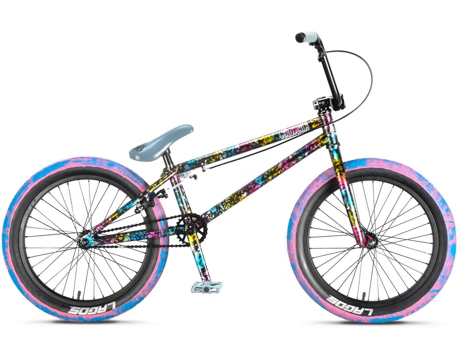 "Mafiabikes Madmain 20"" Splatter Harry Main BMX Bike"