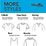 Woolly Clothing Women's Merino Wool Tank Top