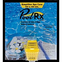 PoolRx 100-400 Gallon Yellow Spa Unit
