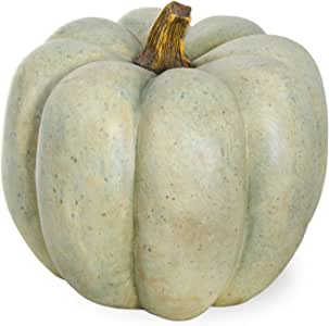 Boston International Harvest Dolls Pumpkin 11 x 10-Inch Green