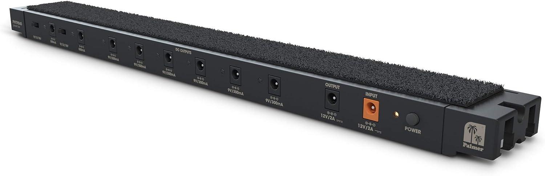 Palmer WT PB 40 Powerbar - Fuente de alimentación universal con 8 salidas