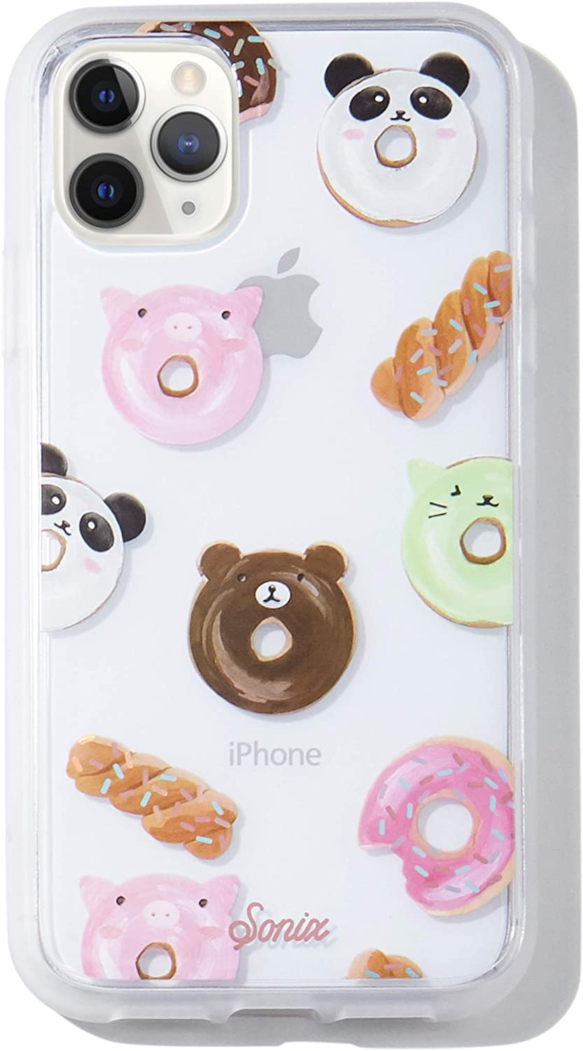 Sonix Kawaii Donuts Case for iPhone 11Pro [10ft Drop Tested] Protective Clear Series for Apple iPhone 11 Pro