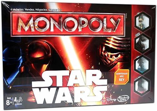 STAR WARS Monopoly: Amazon.es: Juguetes y juegos