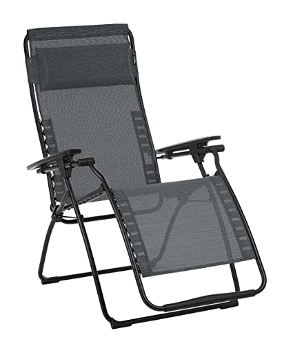 Amazon.com: Lafuma lfm3119 – 6897 Futura folding-recliner ...