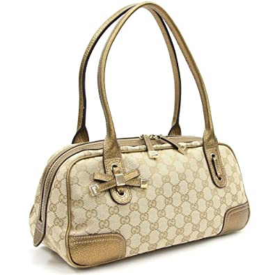competitive price ca531 3787d Amazon | GUCCI(グッチ) トートバッグ GGプリンシー 161720 ...