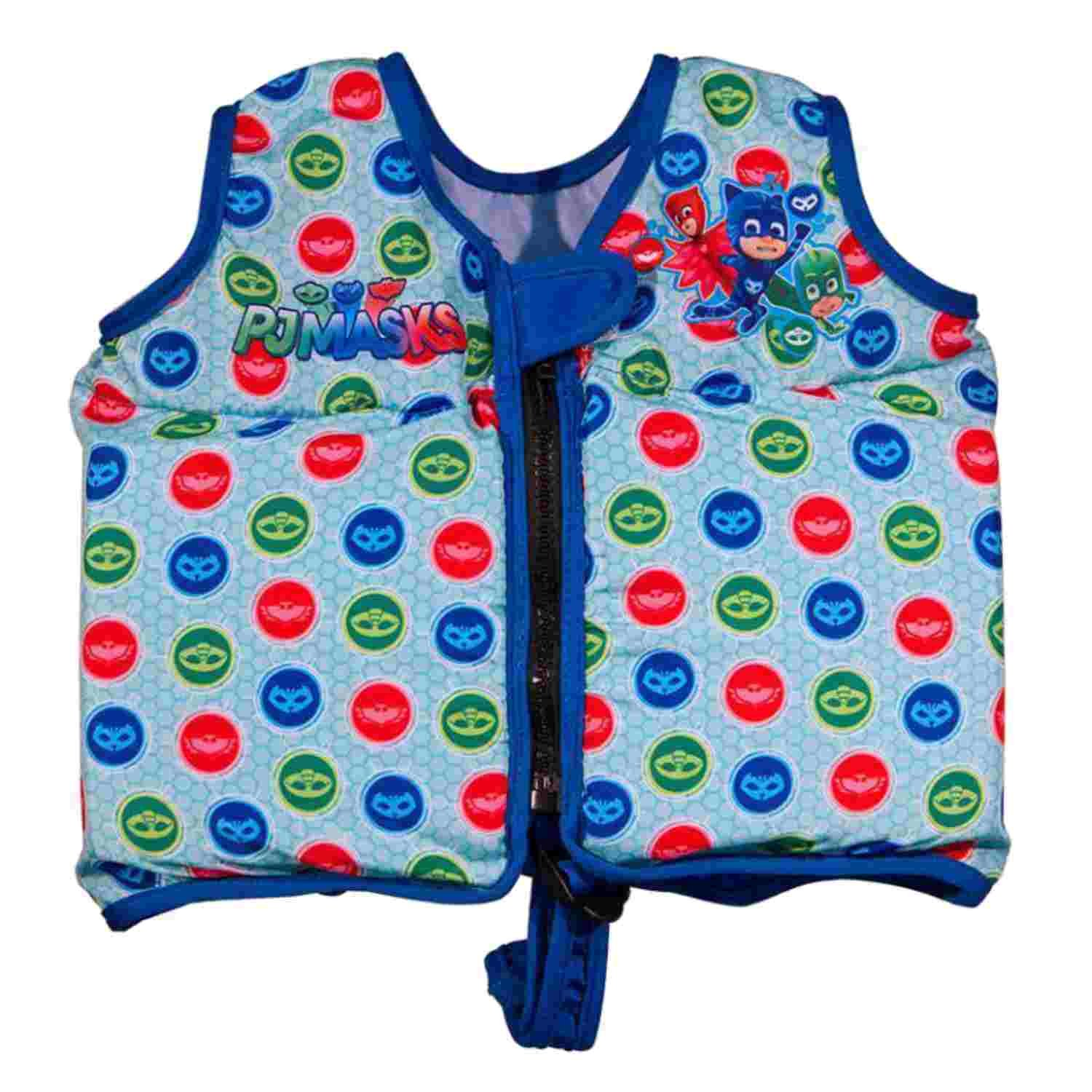 Swimways幼児用子供用PJマスクSwim Vest Polywog Flotation Suit Ages 2 to 4   B074R6QNGN