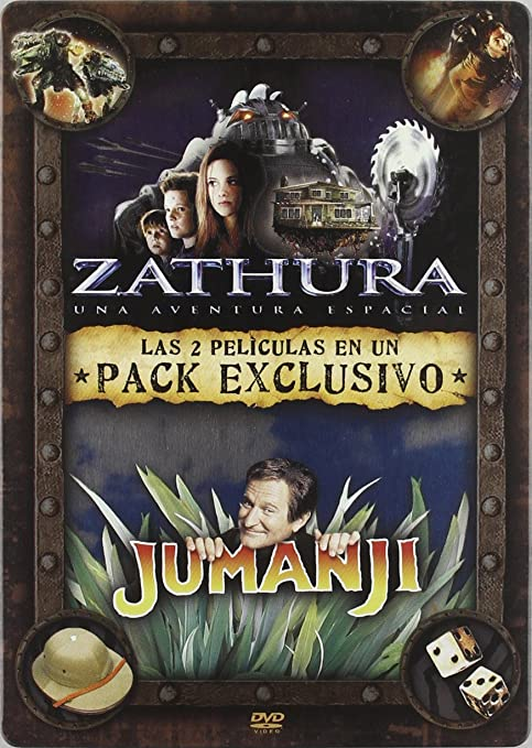 Pack Zathura + Jumanji (Ed.Colecc.) [DVD]: Amazon.es: Varios: Cine ...