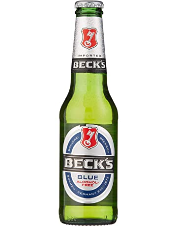 Beck's Blue Alcohol Free Beer, 24 x 275 ml