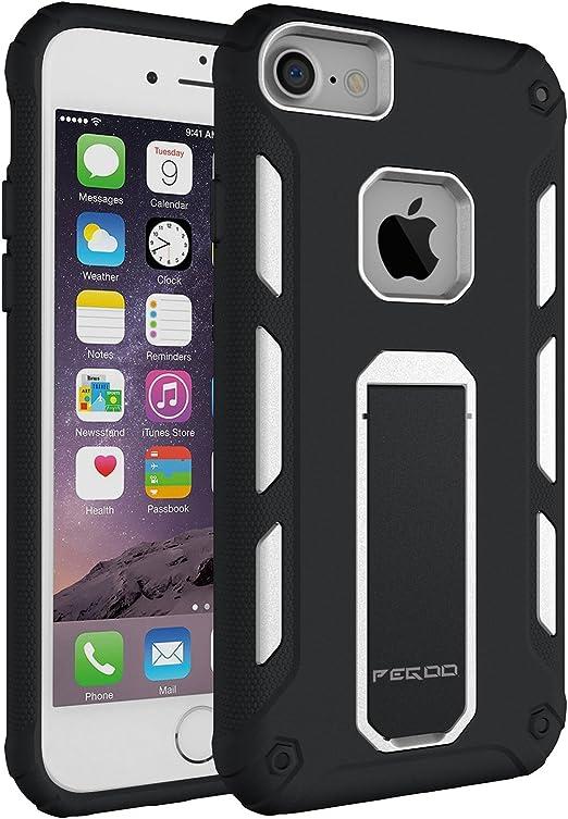 Pegoo [iPhone 7/7S iPhone 6/6s universel Coque] résistant aux chocs Heavy Duty Shockproof robuste Impact armure Coque de protection hybride avec ...