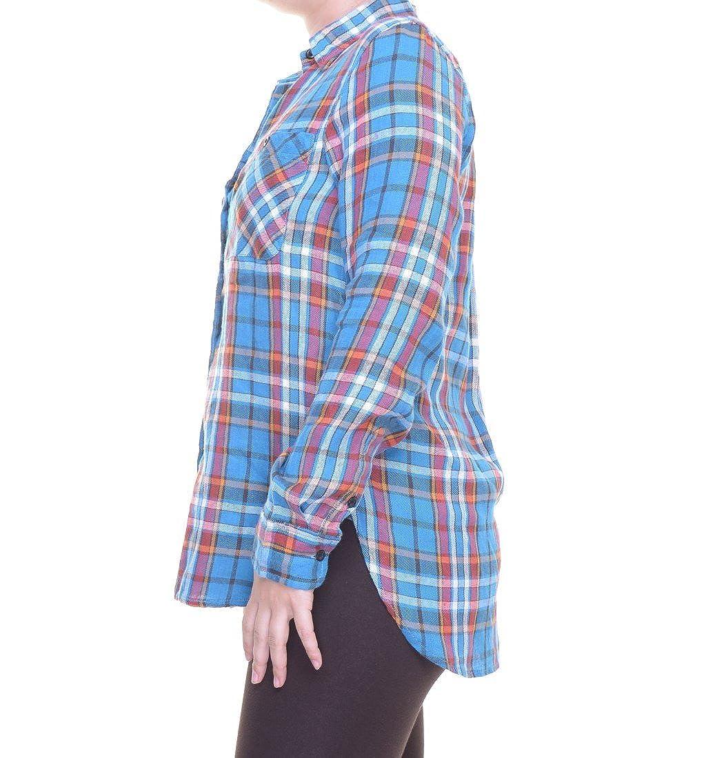 fefddd281a Lands End Womens Petite Flannel Shirts
