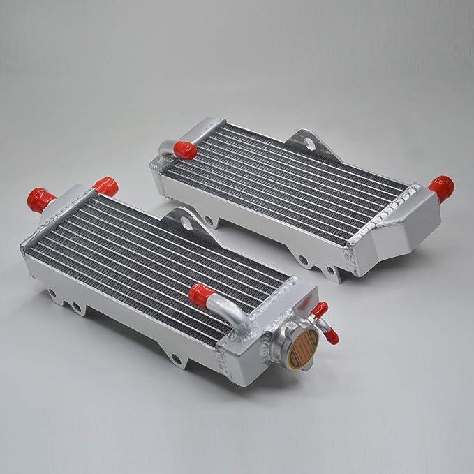 Silicone Radiator Coolant Hose Kit For Honda CR500R 1990-2001 1997 1998 1999 Red