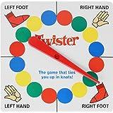 Smibie Twister Gioco di Pavimento Tappetino Giochi di Azione e Abilità Gioco per Famiglia e Amici