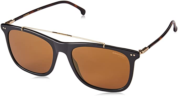 a7caf0f3d69b7 Image Unavailable. Image not available for. Colour  Carrera Mirrored Square  Unisex Sunglasses - (CARRERA 150 S ...