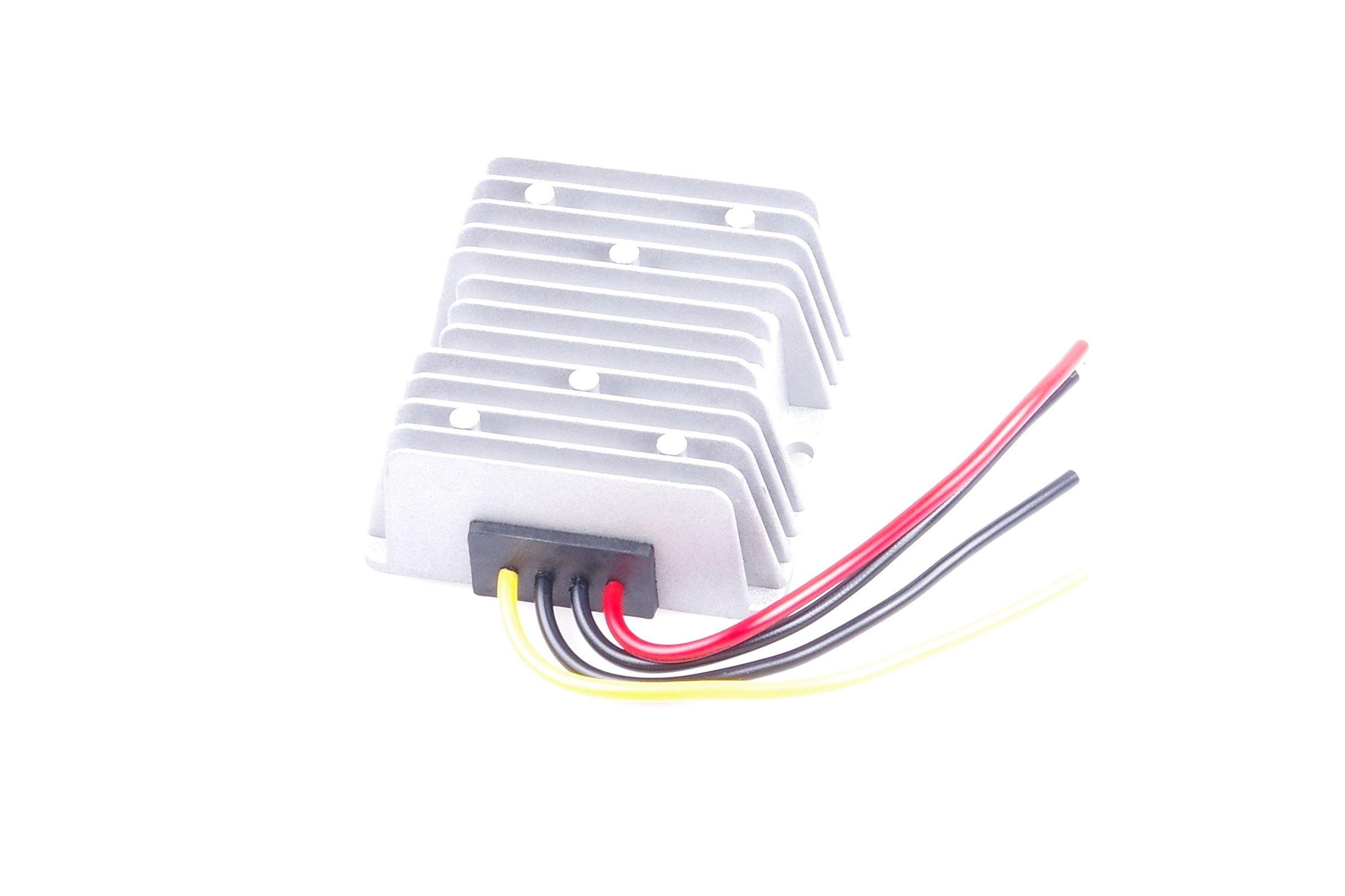 KNACRO DC Converter Regulator 12v 24V 10-30V Step Up to 36V 2A 72W Car Power Supply Module Voltage Converter Regulator Electronic Power Supply Transformer Volt Module