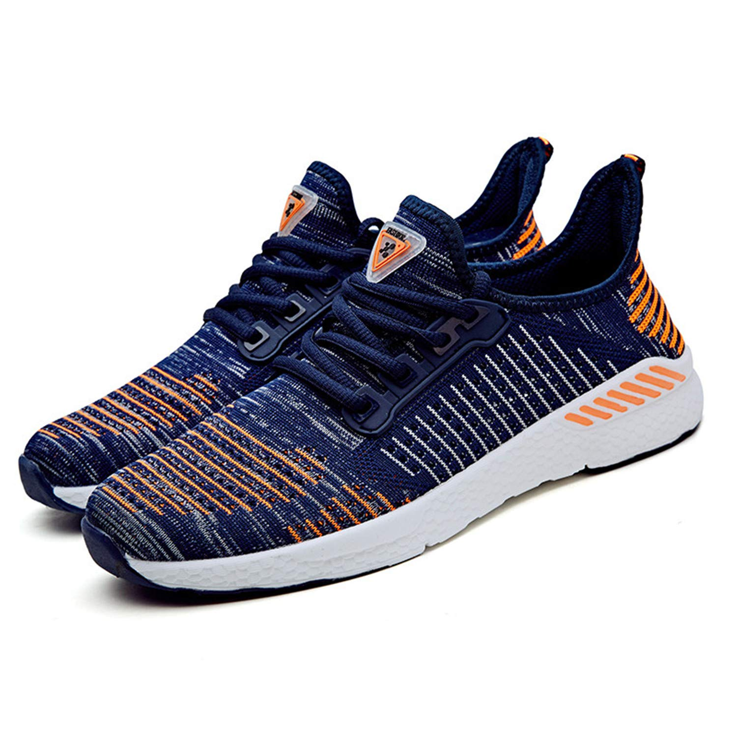Light New Air Mesh Running Shoes for Men Sneakers Outdoor Breathable Comfortable Athletic Flat Shoes Women SPOR