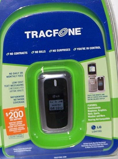 amazon com lg 410g flip phone tracfone office products rh amazon com